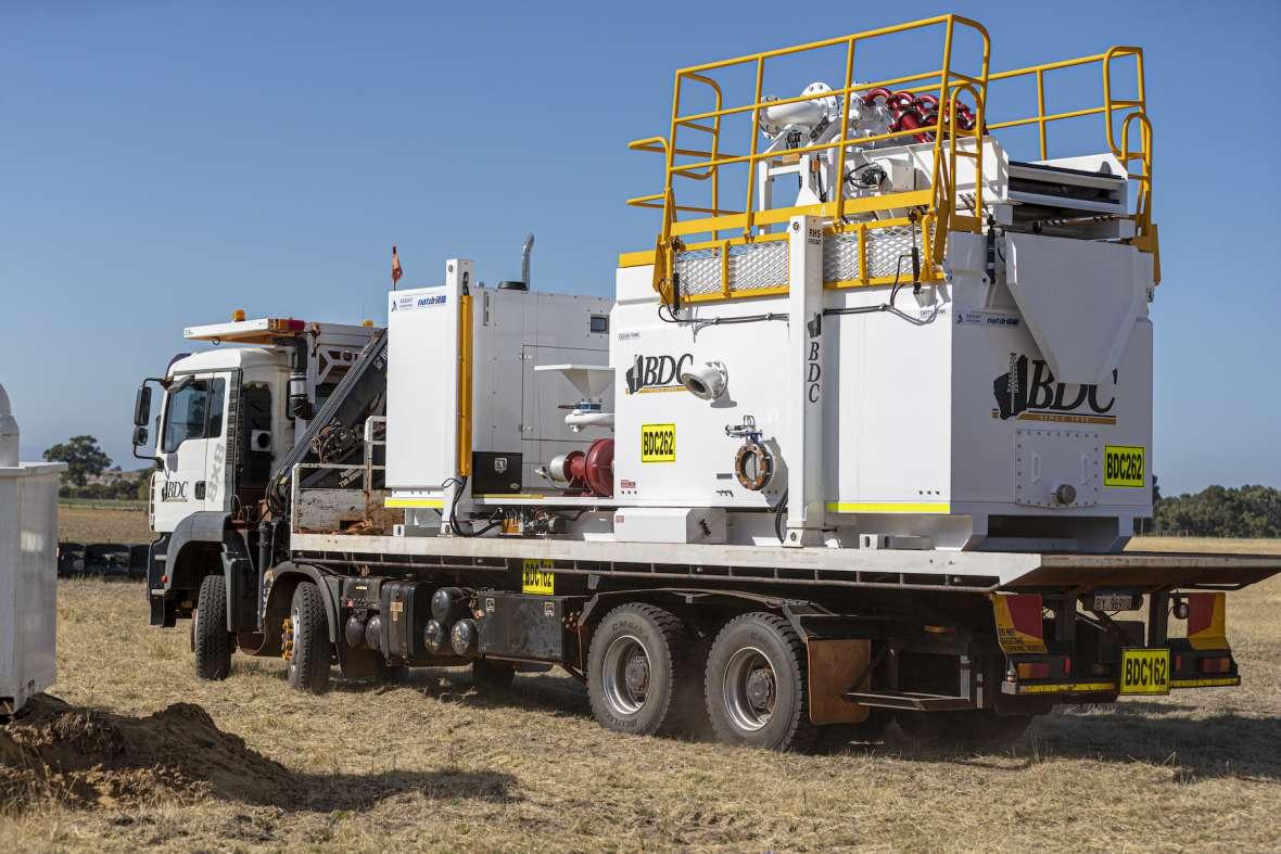 BDC Pumps and compressors